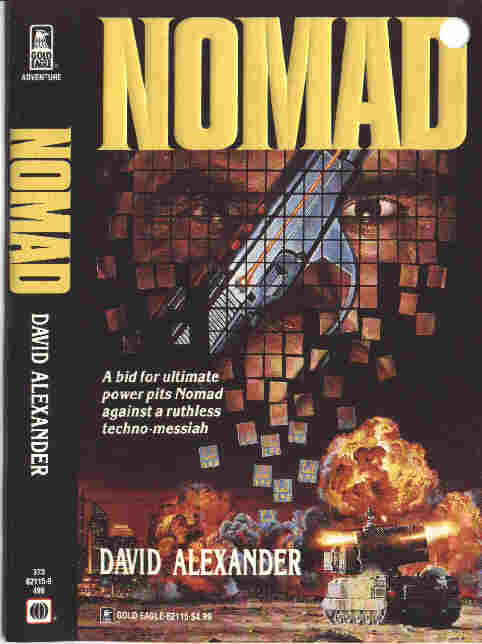 Nomad, Book One -- Original Title: The Skyfire Kills -- Click to Download.