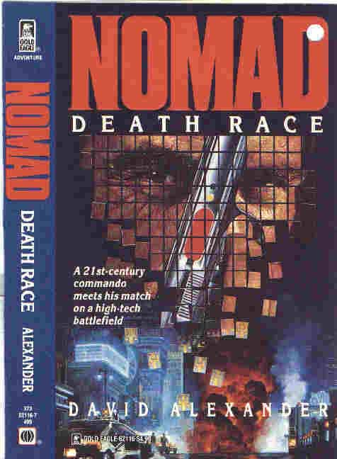 Nomad, Book Two -- Original Title: Shock Wave -- Click to Download.